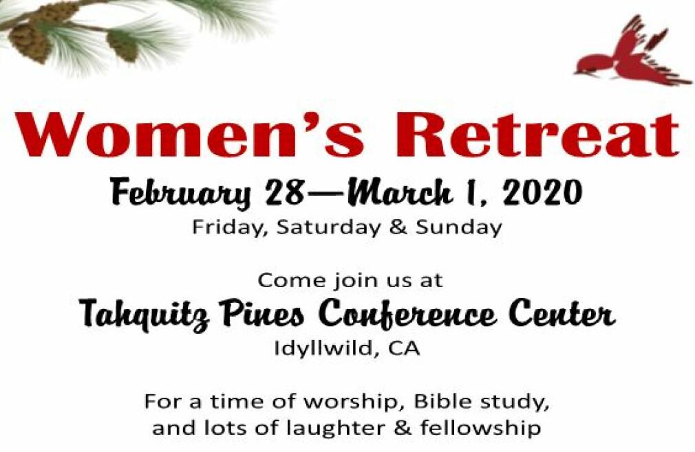 Womens Retreat