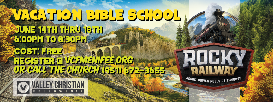 SMALL VBS BANNER 2021